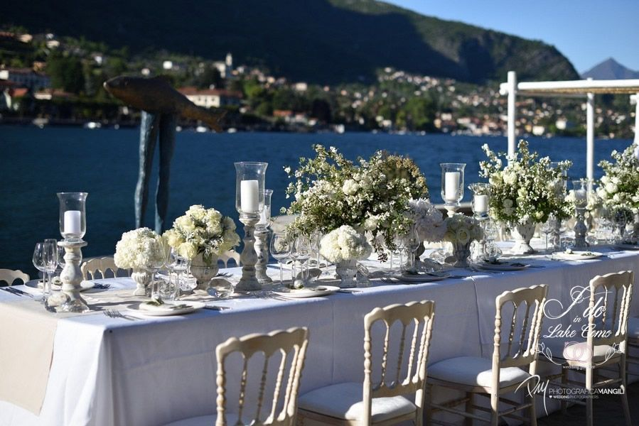 Lido di Lenno wedding venue on lake Como