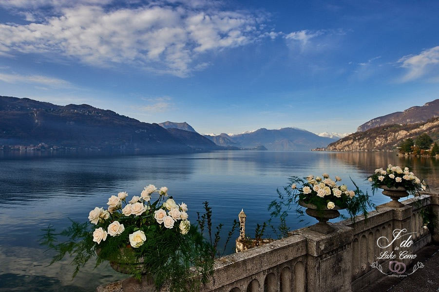 Villa Lario wedding venue on lake Como