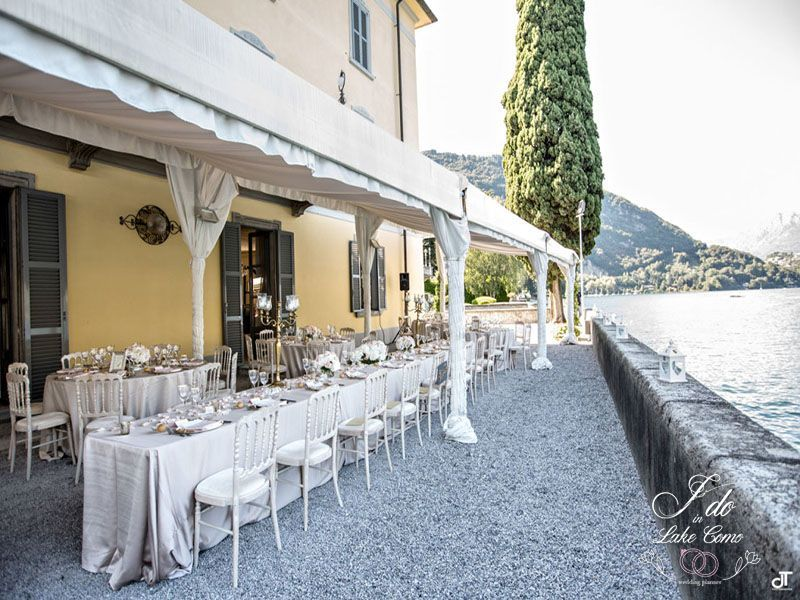 Beautiful Lake Como wedding venue in Bellagio