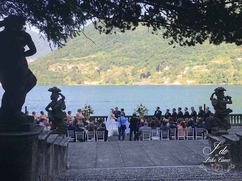 Best wedding venue on Lake Como