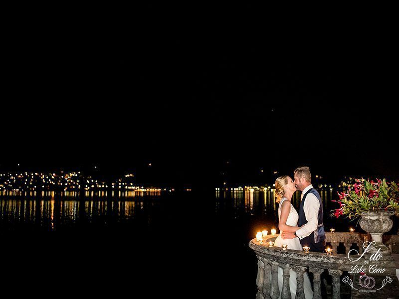 Destination wedding on Lake Como at Villa Aura Bellagio