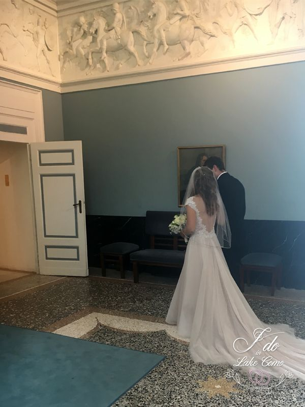 Destination weddings at Villa Carlotta