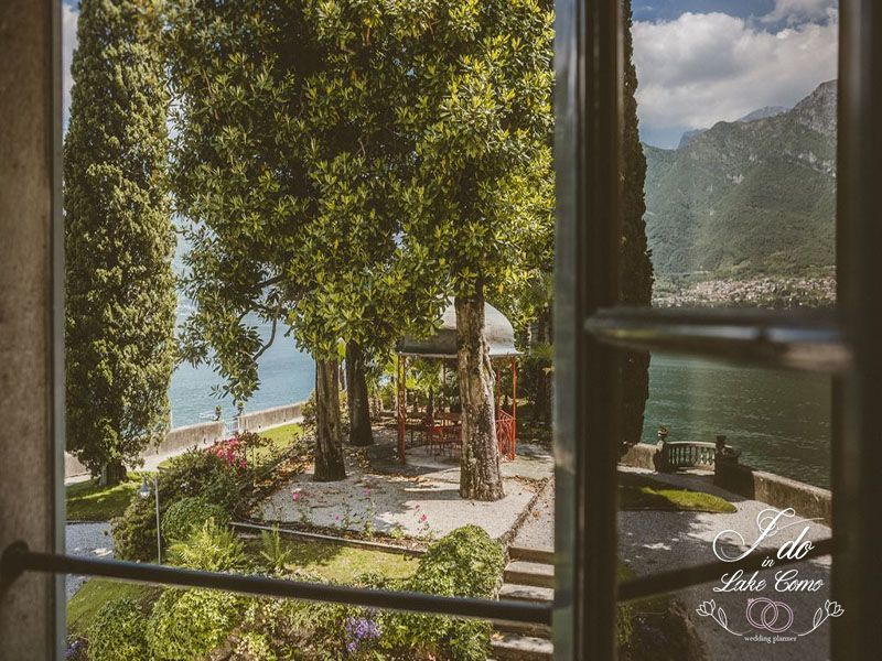 Private Italian villa for weddings in Bellagio