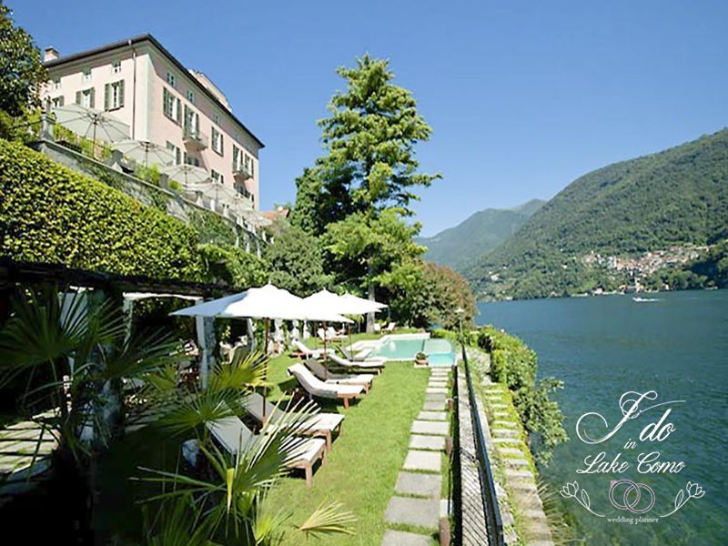 Relais Vittoria weddings Lake Como