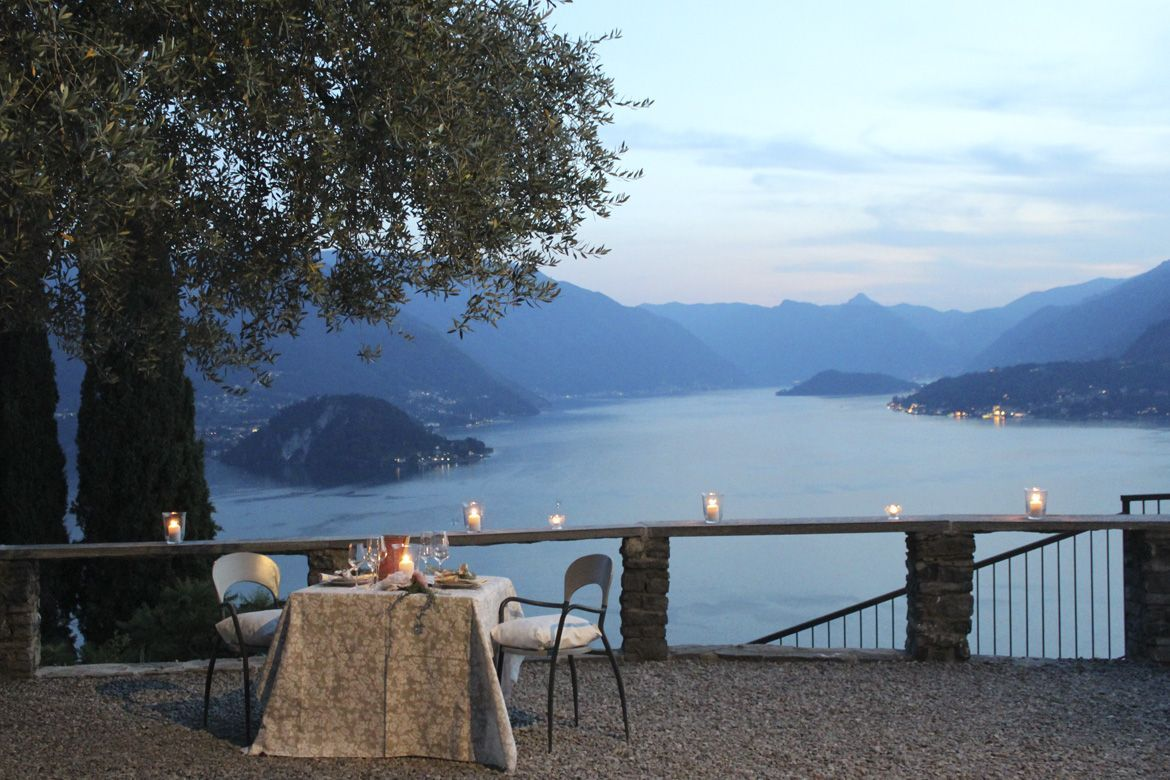 Magical Lake Como Proposals | wedding planner on lake Como