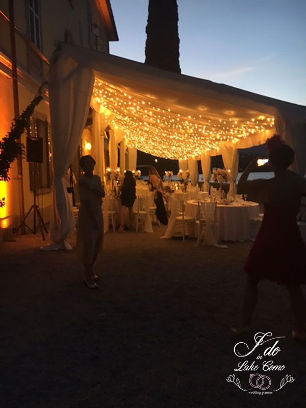 Romantic venue for weddings on Lake Como Bellagio