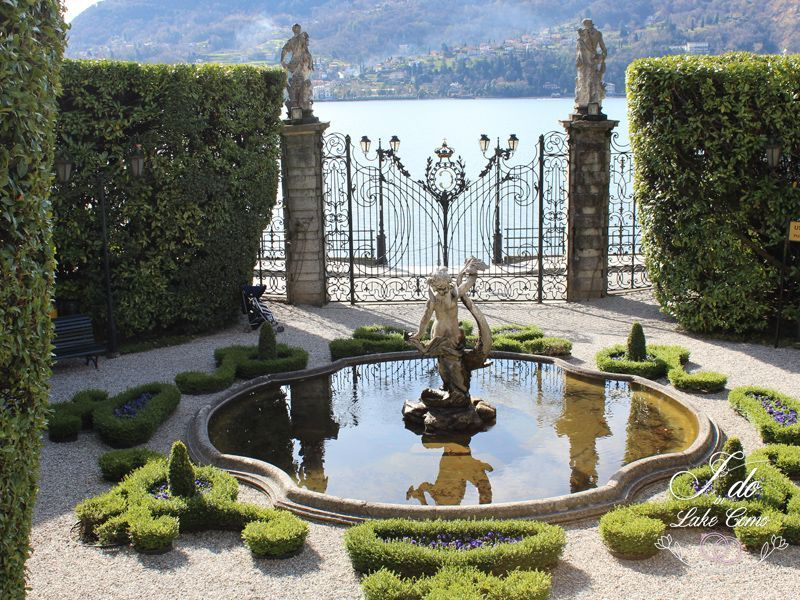 Villa Carlotta Lake Como Weddings Italy