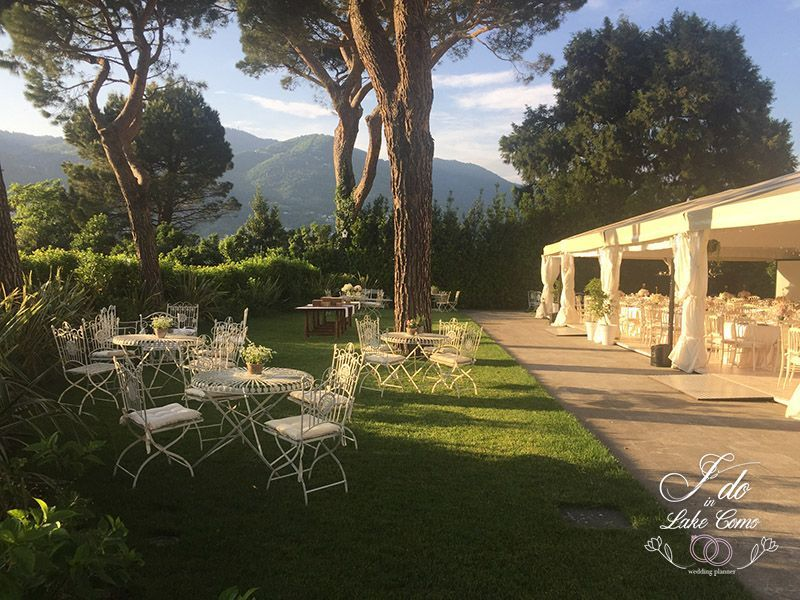 Destination weddings in Italy at Villa Geno
