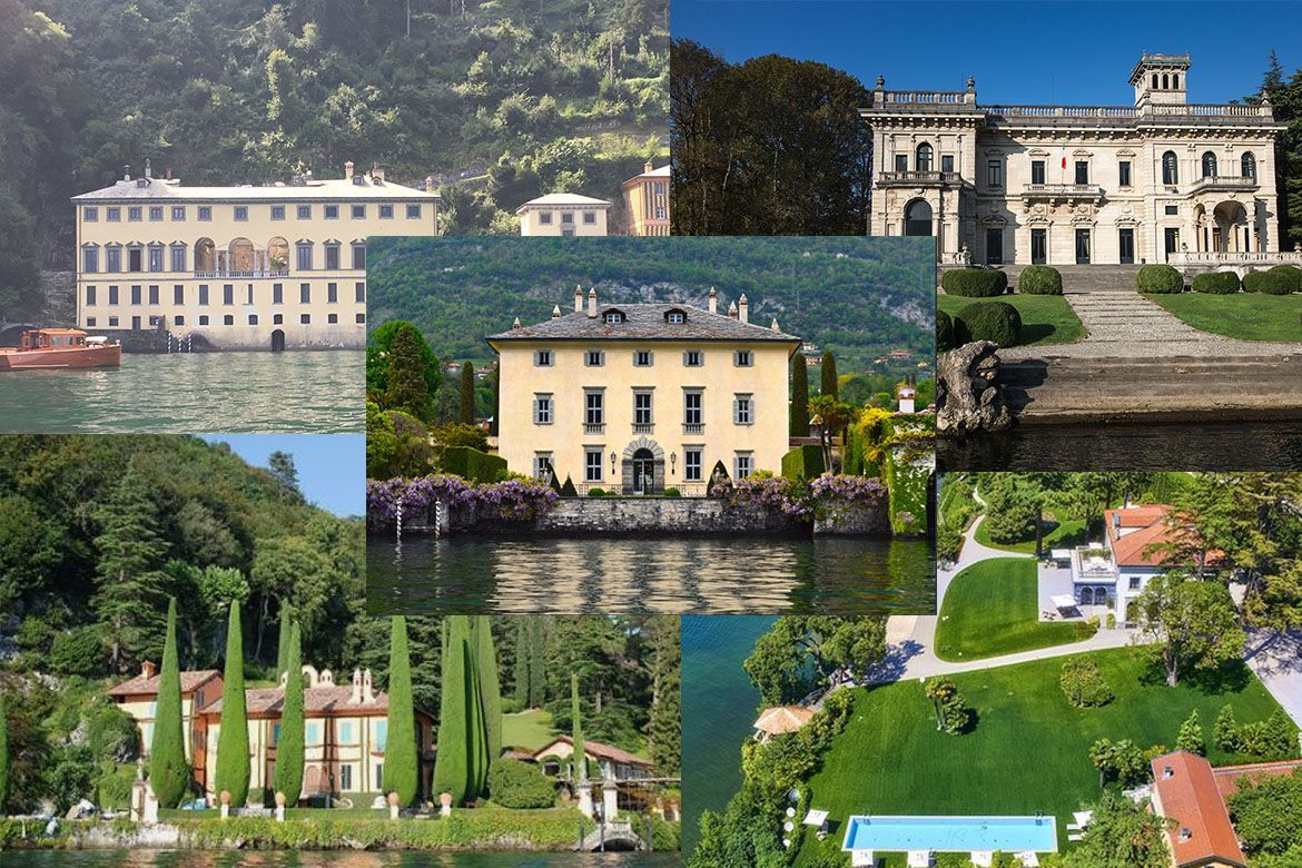 Top 5 Luxurious wedding venues in Lake Como | wedding planner on lake Como
