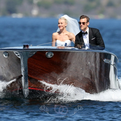 Wedding Transport - Wedding Planner Services Lake Como