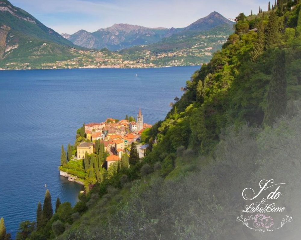 Agriturismo Vezio wedding venue on lake Como
