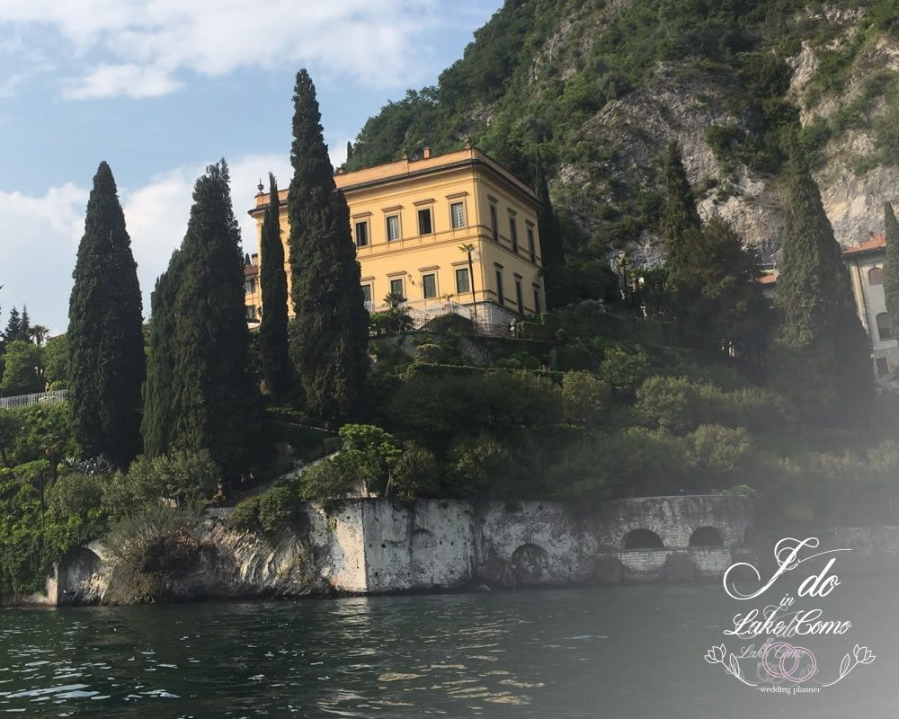 Villa Cipressi wedding venue on lake Como